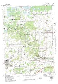 Phoenix Road Map by New York Topo Maps 7 5 Minute Topographic Maps 1 24 000 Scale
