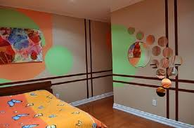 home interior painting in white