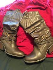 womens style boots size 11 faded med 1 3 4 to 2 3 4 s boots ebay