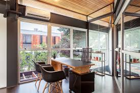 Brazilian Home Design Trends A Brazilian Film Company With New Stripped Down Digs Arquitetura