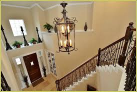 Foyer Lighting For High Ceilings Foyer Lighting High Ceiling Nickel Fabrizio Design Gorgeous