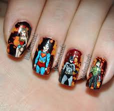 comic book nail art action words explosion bubbles youtube