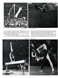 mademoiselle gymnast march april 1971 by usa gymnastics issuu