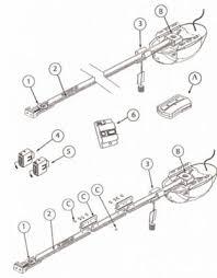Pro Overhead Door Pro Max Compatible Garage Door Opener Parts Genie 1024 1022