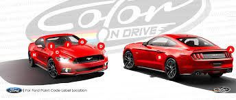 ford europe touch up paint find touch up color for ford europe