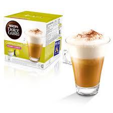 cappuccino skinny cappuccino coffee pods nescafé dolce gusto