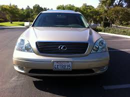 lexus ls for sale san diego 2001 lexus ls 430 sport edition with navigation san diego tuff cars