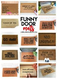 how to stencil and paint a door mat a and a glue gun
