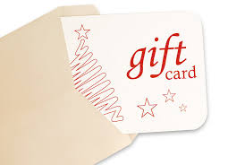 gift card ideas real simple
