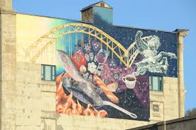 awesome trippy wall murals part 9 creative psychedelic trippy