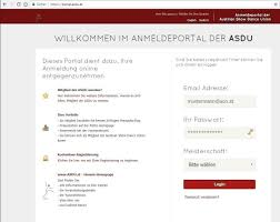 si e de r nion how to register dances austrian union international
