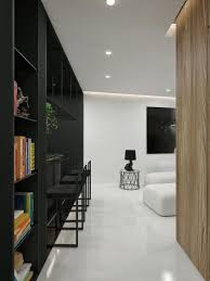 idwhite contemporary interior box home designator