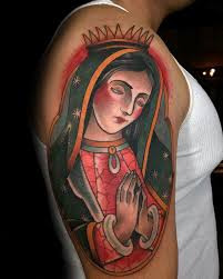 mother mary tattoos tattoo collections