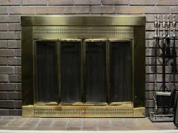 the wonderful of decorative fireplace screens u2014 home design lover