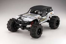 kyosho fo xx ve 1 8 readyset monster truck 34251