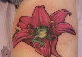 53 frog tattoos pictures and designs