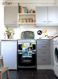 Small Kitchen Makeovers On A Budget - inspiring budget friendly apartment makeover