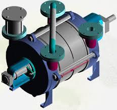 Water Ring Vaccum Pump Water Ring Vacuum Pumps