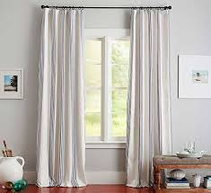 where to hang curtains how to hang curtains better homes gardens