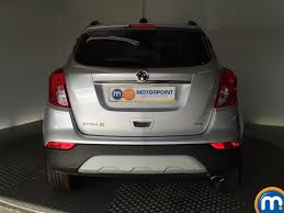 vauxhall mokka trunk used vauxhall mokka elite for sale rac cars