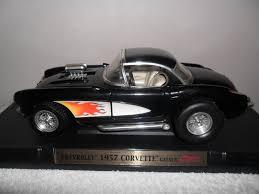 1957 corvette gasser 1957 chevrolet corvette gasser model cars hobbydb