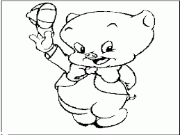 porky pig coloring page coloring home