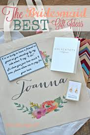 bridesmaids gift ideas the best bridesmaid gift ideas featuring golden tote clean