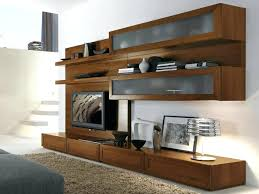 Flat Screen Tv Wall Cabinet With Doors Wall Tv Cabinet Cabinet Designs Unit Design Ideas Living Room Wall