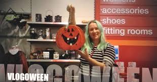 a look around tk maxx halloween props vlogoween 2015 shopping haul
