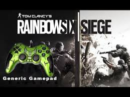 siege xbox 360 how to use a generic controller in rainbow six siege