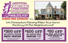 christadore painting coupons