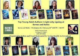 Barnes And Noble Marketplace 11 Ya Authors For 1 Night Only Featured Author Lynne Matson
