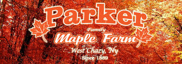 Parkers Maple Barn Hours Home Page