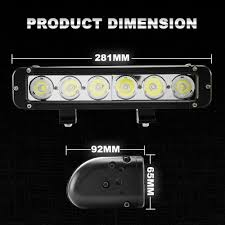 Marine Led Strip Lights by Bar Led Picture More Detailed Picture About Led Light Bar 11inch
