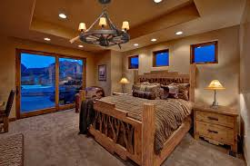 Western Style Bedroom Furniture - Custom bedroom furniture sets
