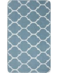 Mohawk Bathroom Rugs Shopping Special Mohawk Home Trellis Memory Foam Bath Rug
