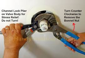 54 how to remove shower valve faucet removing the trim from a