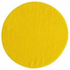 tappeti ikea bagno ikea badaren tappeto per bagno giallo ebay