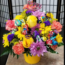 birthday boquet happy birthday bouquet in indianapolis in shadeland flower shop