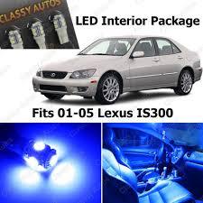 lexus is300 white fog lights amazon com classy autos lexus is300 blue interior led package 6
