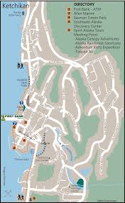 Alaska State Map by Alaska Maps Of Cities Towns And Highways