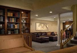 basement finishing cost interior gym equipment and carpet