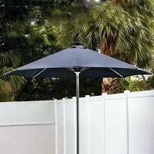 Lowes Patio Umbrellas Lowes Patio Umbrellas Shop Garden Treasures Blue Paisley Market Ft