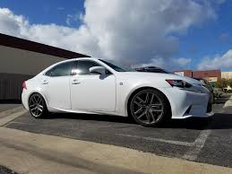 lexus is 350 san diego 2016 is350 lowered on rsr down springs lexus