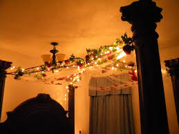 hanging christmas lights in room ideas net also how to hang