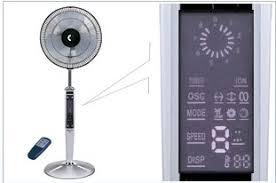 Pedestal Fan Remote Remote Controlled Fans Manufacturer From Nashik
