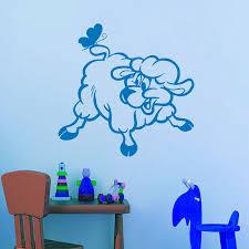 Sheep Home Decor Online Get Cheap Baby Sheep Sticker Aliexpress Com Alibaba Group