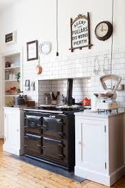 an eclectic edwardian home in edinburgh the pink house the beloved aga