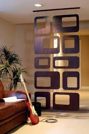 curtain room divider ideas living room separation ideas