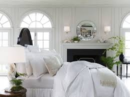 Donatella Linen By Signoria Bedroom Ivory Floral Sferra Bedding With Fireplace And Bench For